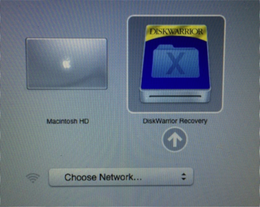 how to find my flash drive on mac